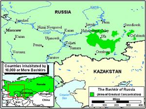 Bashkiria Rusia